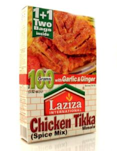 Laziza Chicken Tikka Masala Spice Mix